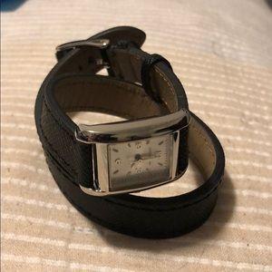 Michael Kors wrap watch